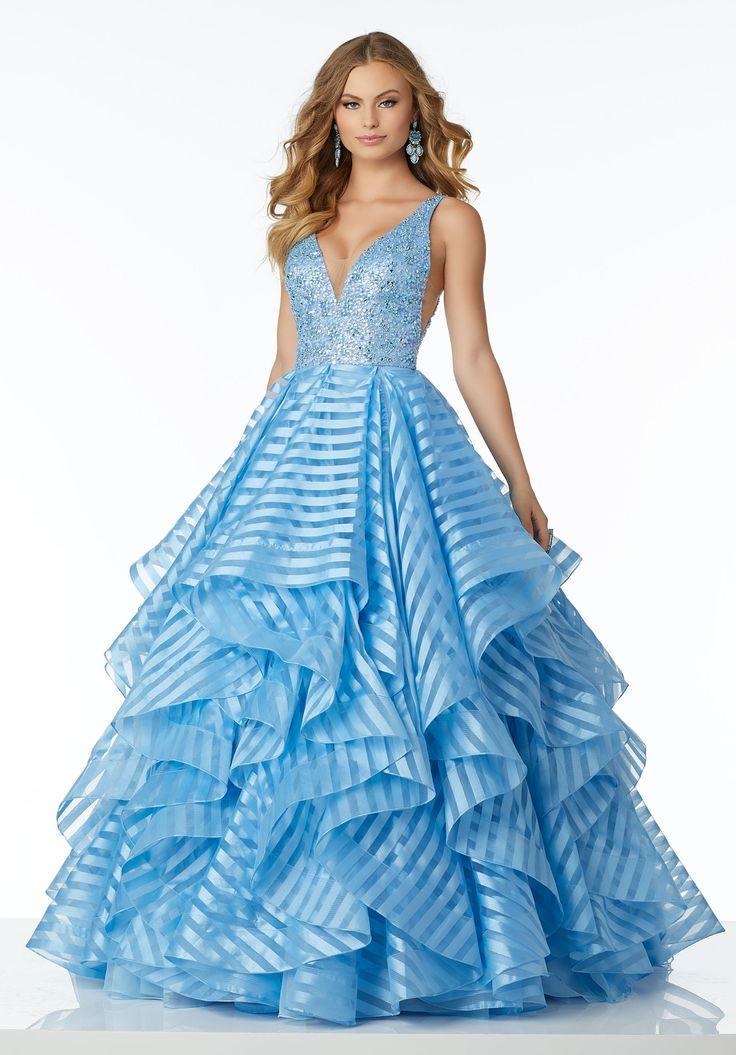 63 besten Mori Lee Prom Bilder auf Pinterest | Homecoming kleider ...