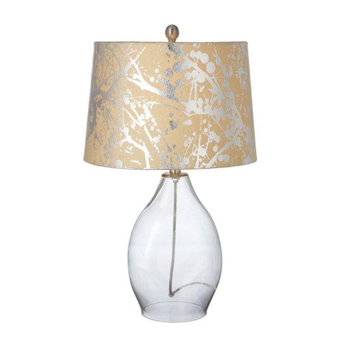 Light Splatter Table Lamp | dotandbo.com