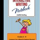 This Interactive Writing Notebook is Common Core aligned for students in grades 6 – 8.  It may also be used for high school level students who need...