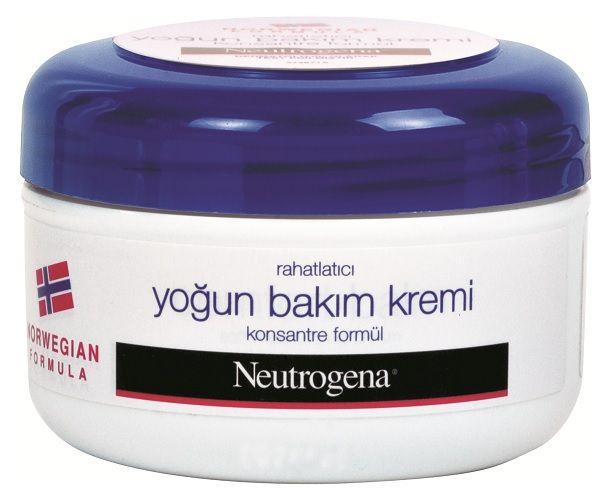 Neutrogena yoğun bakım kremi