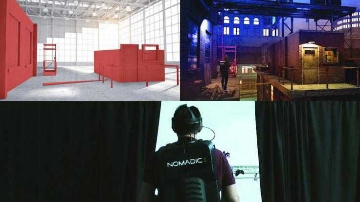 Meet Nomadic: The Company Turning Local Movie Theaters Into VR Arenas