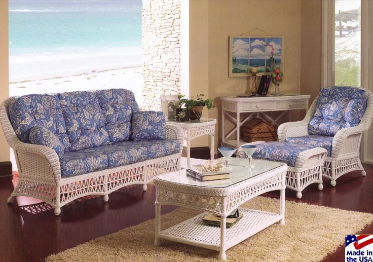 17 Best Images About Beautiful Indoor Wicker And Rattan Living Room Furniture On Pinterest