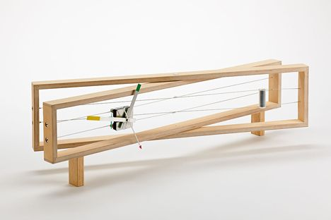 Daniel Weil designs deconstructed clocks for Design Museum exhibition