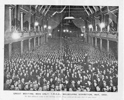 Melbourne Revival Men 1902