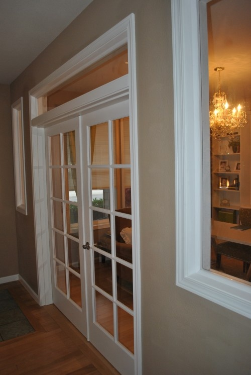 30 best Interior French Doors images on Pinterest  Glazed doors, Glass french doors and Master