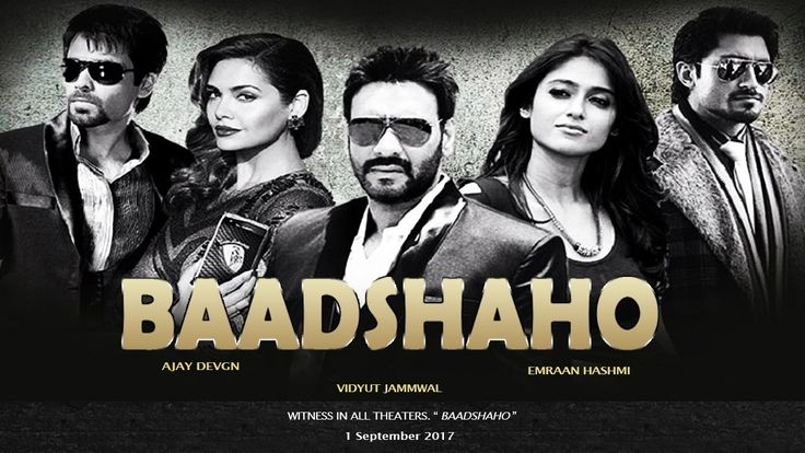 Baadshaho Movie Trailer 2017 Ajay Devgan | Emraan Hashmi | Vidyut Jamwal...
