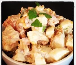 Potato salad by Nats Thermomixen in the Kitchen