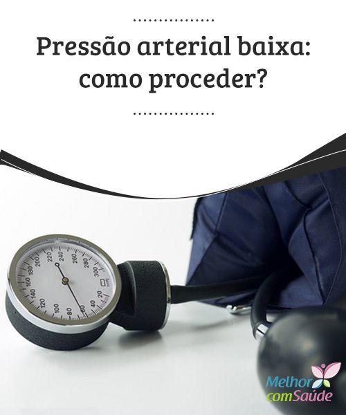 Pressão #arterial baixa: como proceder?   Algumas #alterações na pressão #sanguínea são normais, uma vez que ela sobe quando praticamos algum tipo de #exercícios e cai quando descansamos