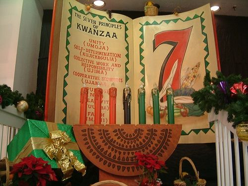What Is the Meaning of Kwanzaa Candles?