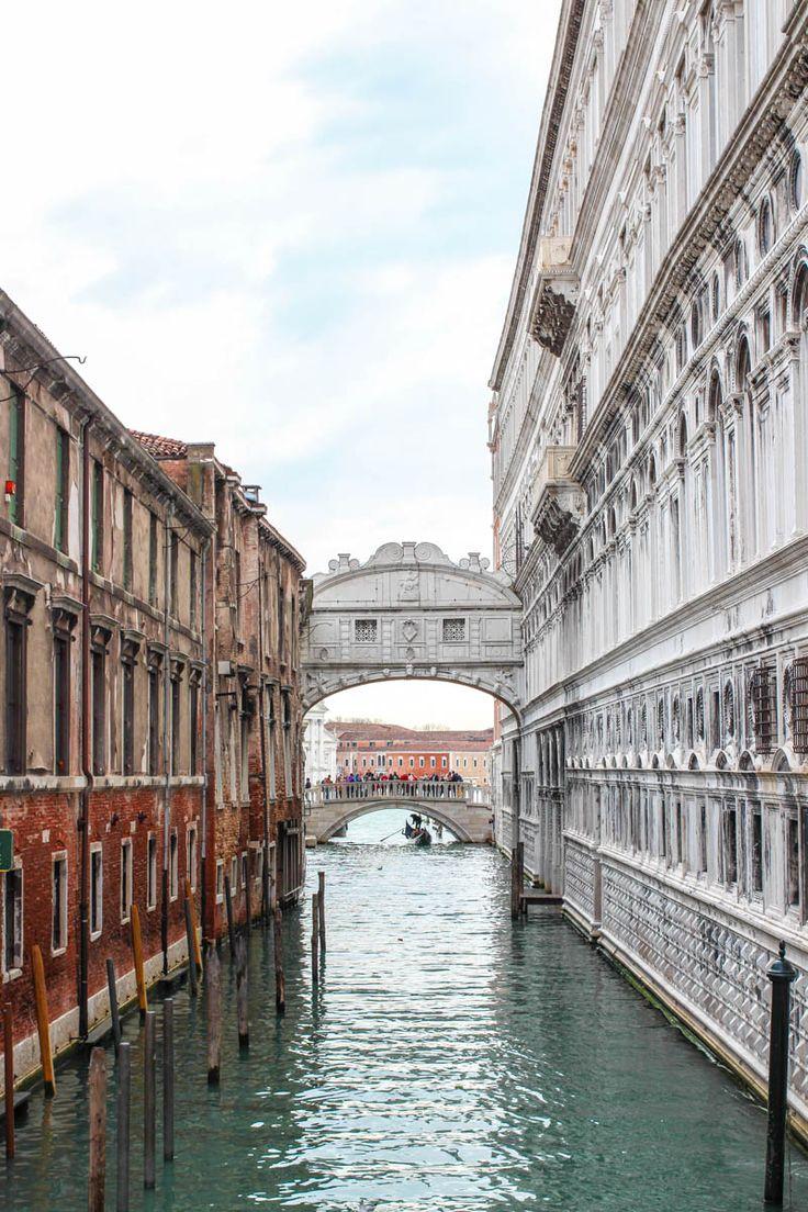 Venedig  - Ein kleiner Reiseführer.
