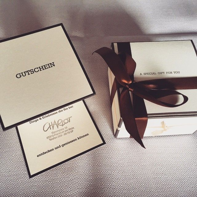 Looking for a present idea for you loved ones? ❤ #giftcertificate #gutschein #charlot #alteoper #opernplatz #frankfurt #foodie #restaurant #food #birthday #present #gift #style #delicious #happy #love #instagood