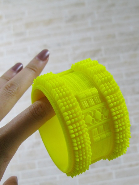 A Matter Of Style: DIY Fashion: Silicone jewelry