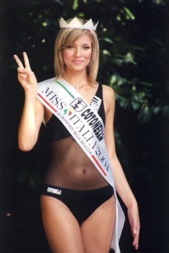 Cristina Chiabotto 2004
