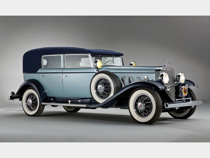 1930 Cadillac V-16 Convertible Berline by Saoutchik