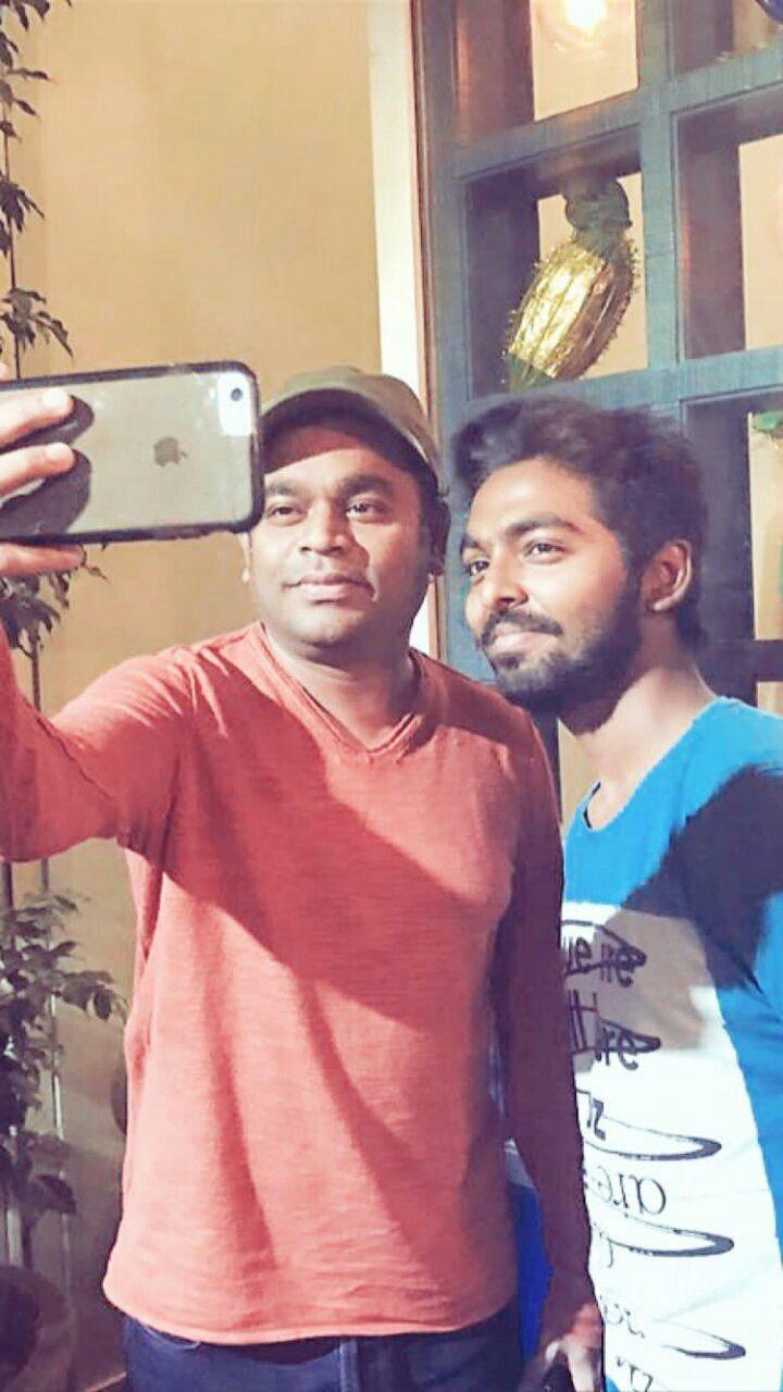 Arrahman With G V Prakash