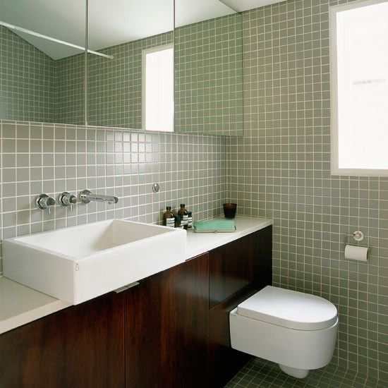 1000 bathroom ideas photo gallery on pinterest bathroom for Small wc design