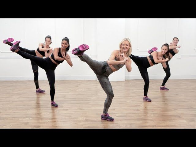 Love kickboxing and cardio dance? Body By Simone has the perfect workout for you with this 30-minute, calorie-burning workout.Find more from Simone at...