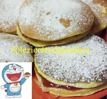 DORAYAKI di Doraemon le ricette di paolina