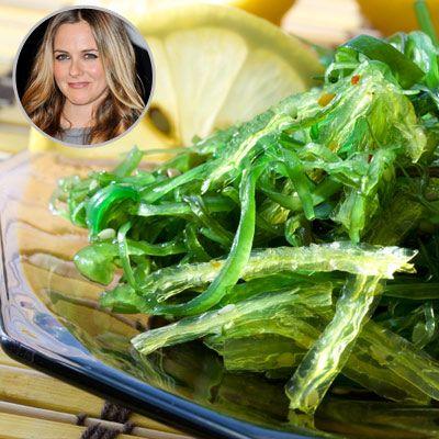 @AliciaSilverstone's Seaweed Salad #Recipe