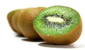 Propiedades del Kiwi en la dieta vegetariana