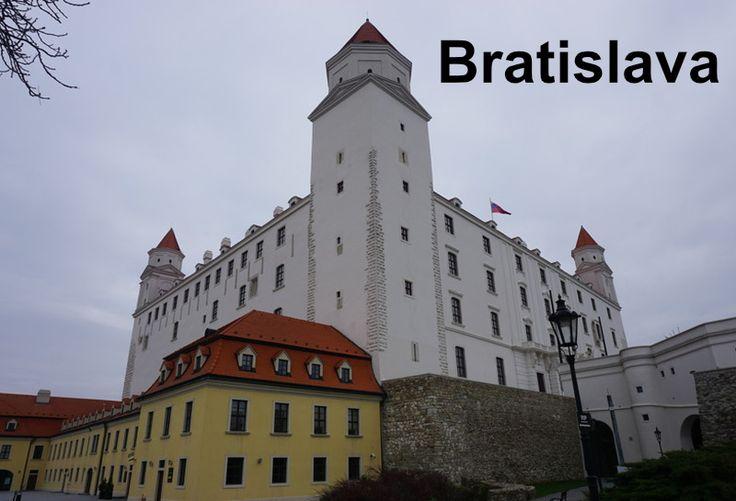 Wo liegt Bratislava? Artikel über die Hauptstadt der Slovakei.
