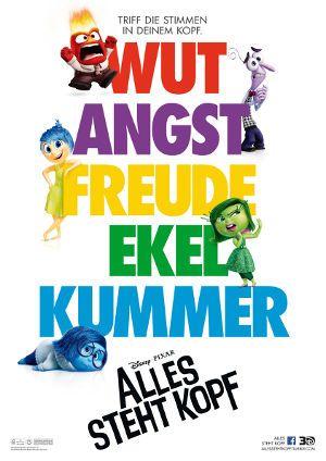 Alles steht Kopf. Mehr unter: http://filmaffe.de/kritik-alles-steht-kopf-2015/