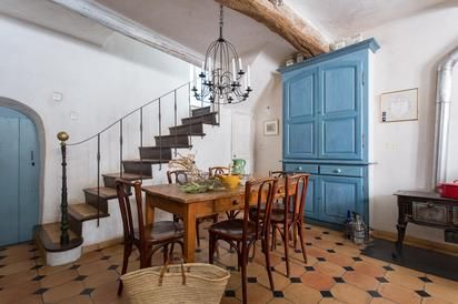 Rue Des Lauriers, Le Luberon, Provence, France - kitchen