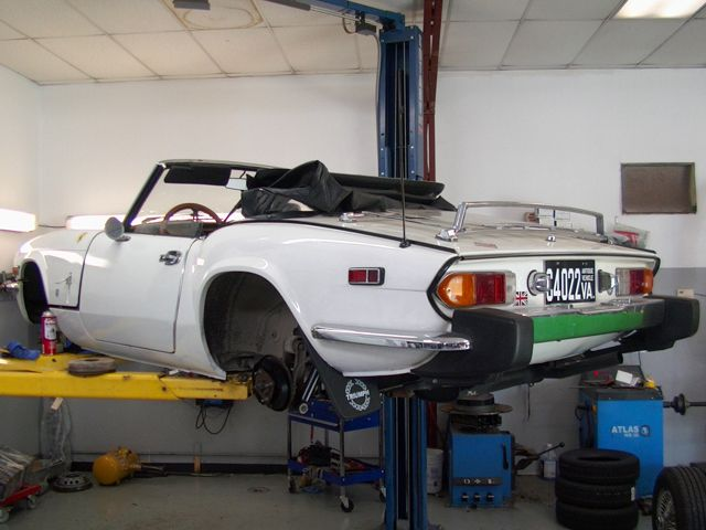226 best The Triumph Spitfire GT6 board images on Pinterest