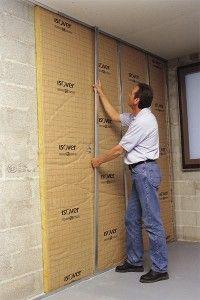 Les 25 meilleures id es de la cat gorie murs en parpaings sur pinterest mur - Comment isoler un mur exterieur en parpaing ...