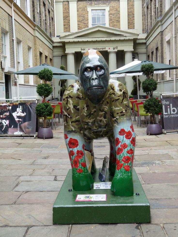 Gorillas in Norwich