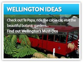 Find out Wellington's Must Dos