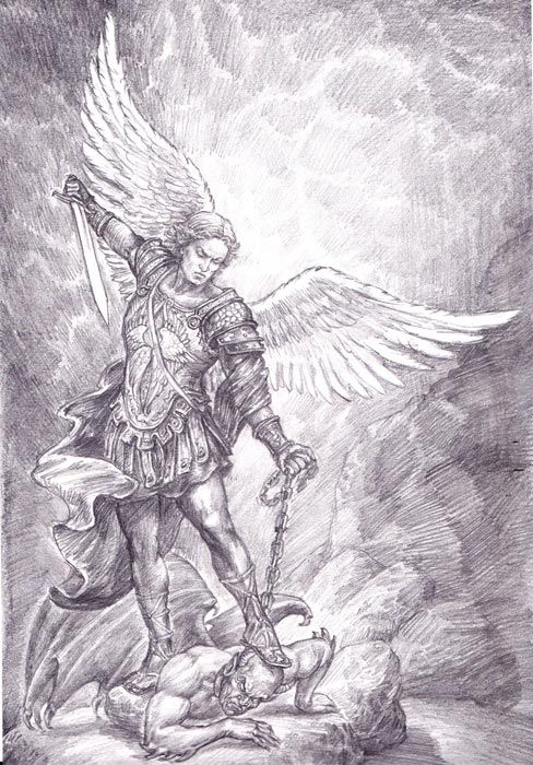 Tatoo anjo
