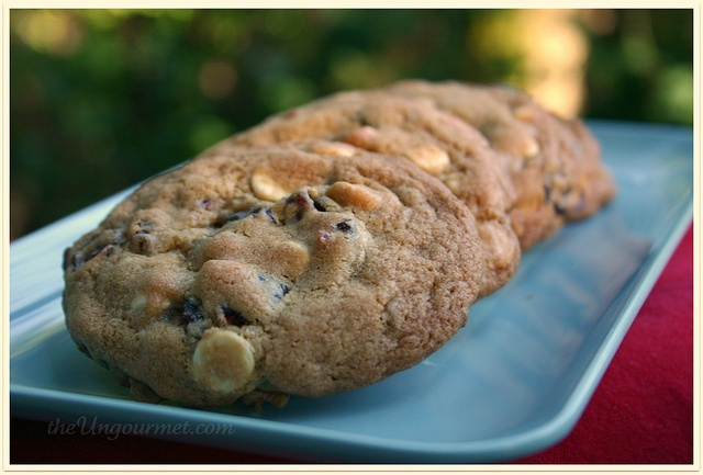 white choco chip cookies | Yummy! | Pinterest | Cranberries, Chips ...