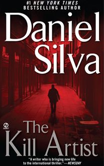 The Kill Artist | Daniel Silva, first in the Gabriel Allon series