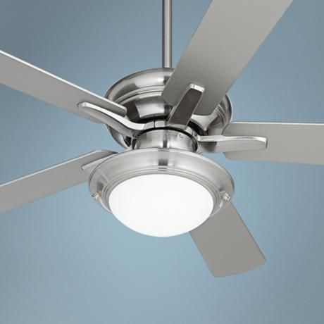 18 Best Ceiling Fans Images On Pinterest Brushed Nickel