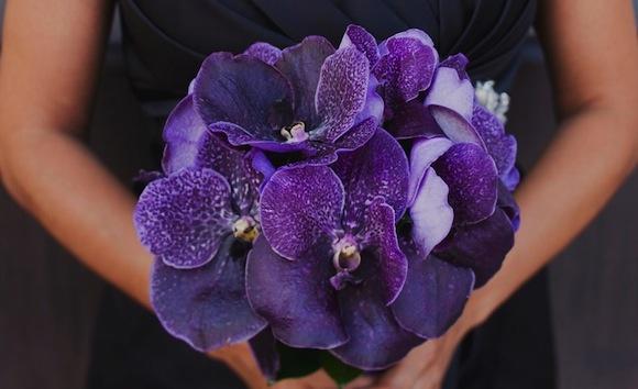 25 Best Ideas About Purple Orchid Bouquet On Pinterest