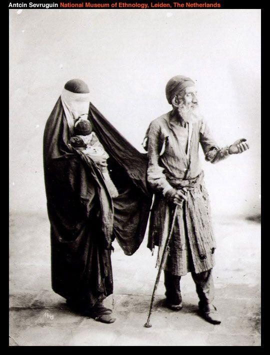Antoine Sevruguin, Iran c 1900