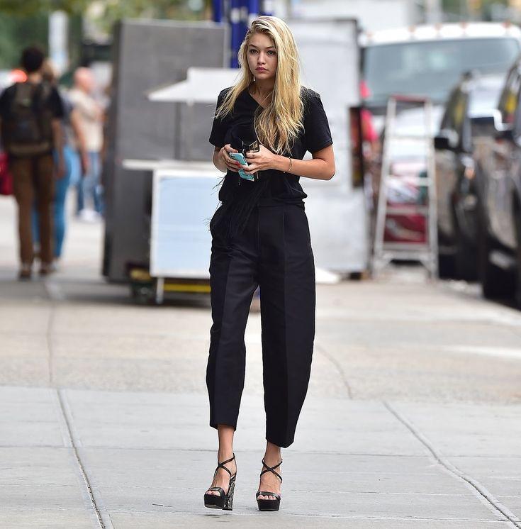 How to Dress Like Gigi Hadid   POPSUGAR Fashion