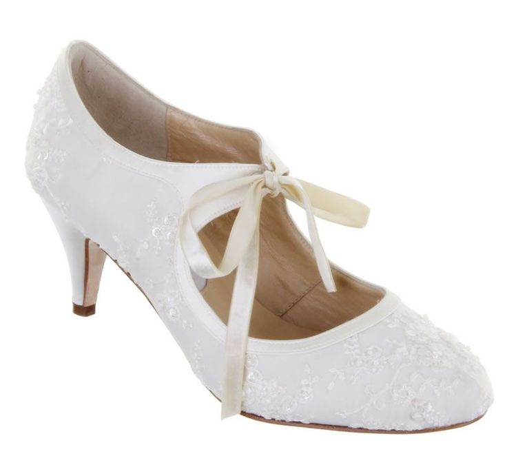 8 Of The Best New Vintage Bridal Shoes For 2015
