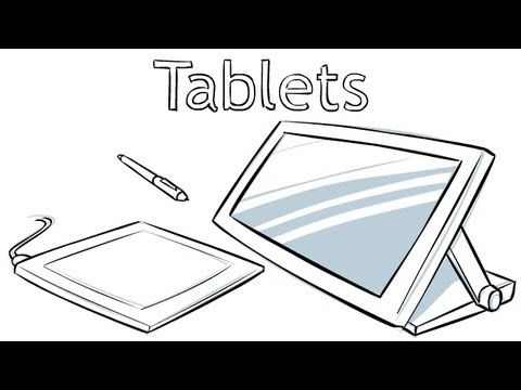 Digital Tablets! - How Much, Why, Who, etc. - YouTube -Digital Tablets explained by Jazza! The most helpful artist I have seen on Youtube!