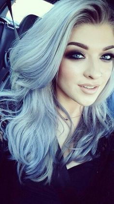 Catching Hairstyle Trend : Pastel Hair Color 2015