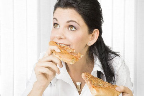 5 ways to stop stress eating