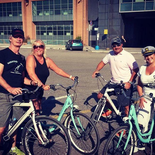 #bike #cycling #lagoon #venice @cyclecities @CyclingVenice. Venice Lido Bike Tour