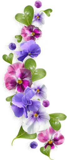 Pansies tattoo idea, decated to my grandma who loved pansies