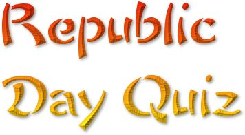 Republic Day Quiz – An interesting quiz for republic day. Can be played with kids as well adults.