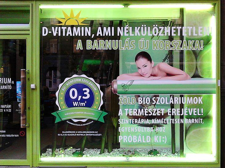 A reklámnak nem csak az a lényege, hogy feltűnő legyen. Fontos, hogy az emberek megjegyezzék azt, és emlékezzenek rá.  Ön is minőségi reklámot szeretne? Forduljon hozzánk!  http://www.laminex.hu/ref.php