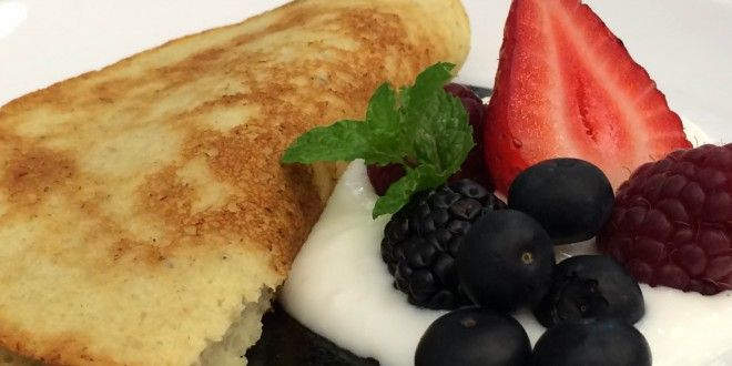 Ana Maria Braga/ Panqueca sem farinha Nutritiva leva banana e ovos