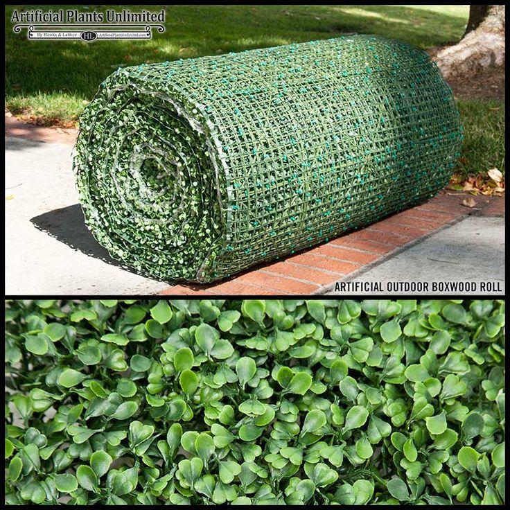 8u0027 Boxwood Outdoor Artificial Roll. Living WallsLiving RoomStudio ...