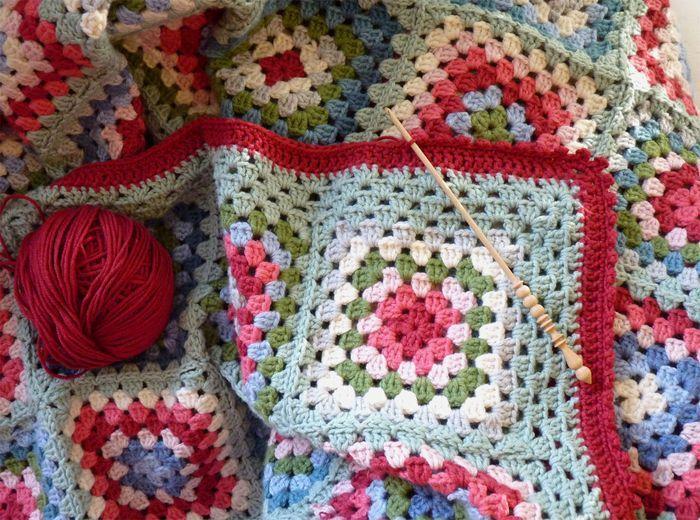 granny square color inspiration