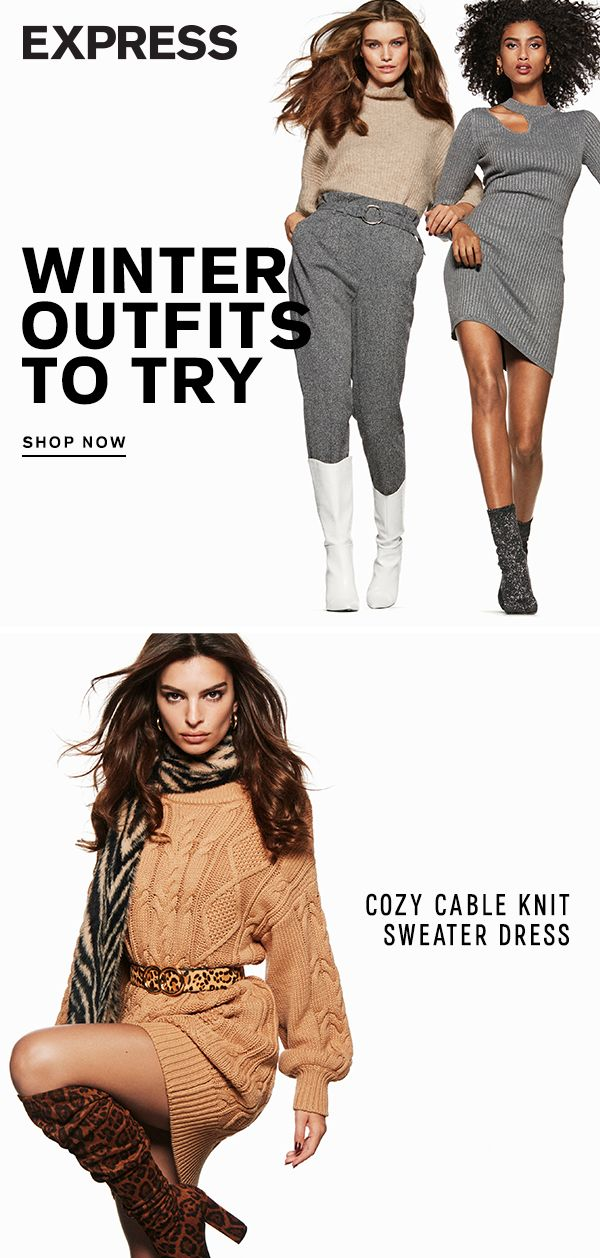 THE BEST WINTER OUTFITS FOR WOMEN